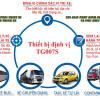 Lắp định vị xe tải tại Hoàng Mai Hà Nội